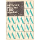 METODA PREDARII LIMBII ROMANE (CITIT-SCRIS, CITIRE) de ION BERCA