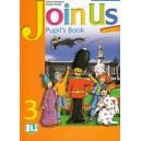 JOIN US 3 PUPIL'S BOOK - MANUAL DE LIMBA ENGLEZA de GUNTER GERNGROSS ED. CAMBRIGE