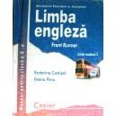 MANUAL LIMBA ENGLEZA - FRONT RUNNER CLS A IX A ED. CORINT de ECATERINA COMISEL