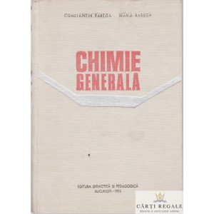 CHIMIE GENERALA de CONSTANTIN RABEGA