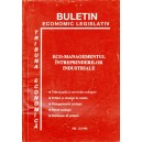 BULETIN ECONOMIC LEGISLATIV. ECO-MANAGEMENTUL INTREPRINDERILOR INDUSTRIALE 11/1996