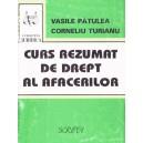 CURS REZUMAT DE DREPTUL AFACERILOR de VASILE PATULEA si CORNELIU TURIANU