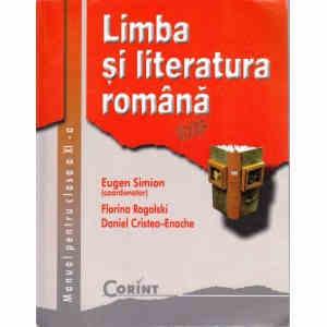 LIMBA SI LITERATURA ROMANA PENTRU CLASA A XI A de EUGEN SIMION
