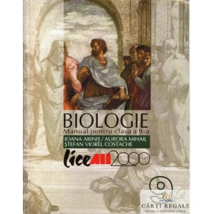 BIOLOGIE - MANUAL PT CLASA A IX A de IOANA ARINIS ED. ALL