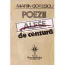 POEZII ALESE DE CENZURA de MARIN SORESCU