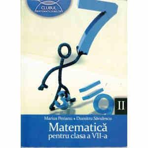 MATEMATICA PENTRU CLASA A VII A PARTEA A II A