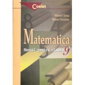 MATEMATICA MANUAL CLASA A IX A