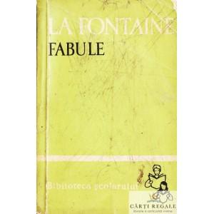 FABULE de LA FONTAINE