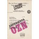 EXPERIENTA OZN de J. ALLEN HYNEK