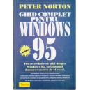 GHID COMPLET PENTRU WINDOWS 95 de PETER NORTON