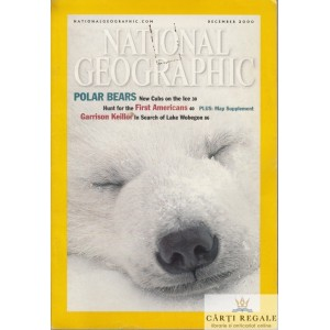 NATIONAL GEOGRAPHIC DECEMBRIE 2000