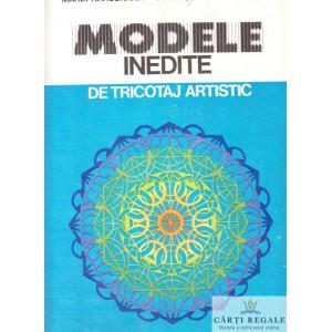MODELE INEDITE DE TRICOTAJ ARTISTIC de MARIA KRAUSHAAR