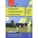 LITERATURA. LIMBA ROMANA. COMUNICARE PT CLASA A V A de FL. IONITA PARTEA 1