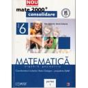 MATEMATICA. ALGEBRA SI GEOMETRIE CLASA  A VI A PARTEA I MATE 2000+ de RADU GOLOGAN