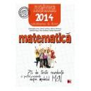 MATEMATICA. EVALUARE NATIONALA 2014 de GHEORGHE IUREA ED. PARALELA 45