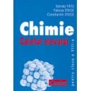 CHIMIE. CAIETUL ELEVULUI CLASA A VIII A de SANDA FATU
