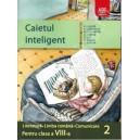 CAIETUL INTELIGENT. LITERATURA, LIMBA ROMANA, COMUNICARE PT CLASA A VIII A PARTEA II de FL. IONITA