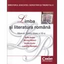 LIMBA SI LITERATURA ROMANA - MANUAL PT CLS A XII A de SOFIA DOBRA ED. CORINT