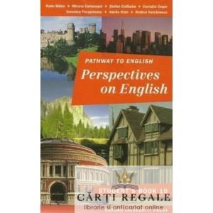 MANUAL LIMBA ENGLEZA - PATHWAY TO ENGLISH PERSPECTIVES ON ENGLISH CLS A X A LIMBA 1 ED. OXFORD