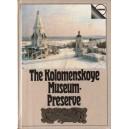 ALBUM THE KOLOMENSKOYE MUSEUM PRESERVE (in limba engleza)