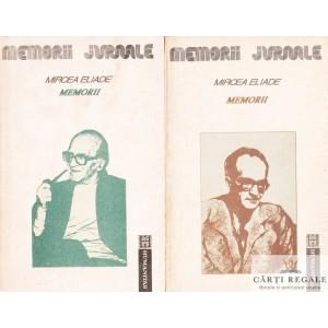 MEMORII de MIRCEA ELIADE 2 VOLUME