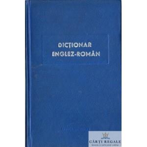 DICTIONAR ENGLEZ-ROMAN de MIHAIL BOGDAN