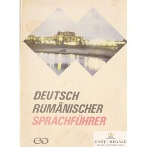 DEUTSCH RUMANISCHER SPRACHFUHRER - GHID DE CONVERSATIE GERMAN-ROMAN de LIANE BIDIAN