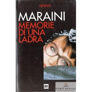 MEMORIE DI UNA LADRA de ANNA MARAINI
