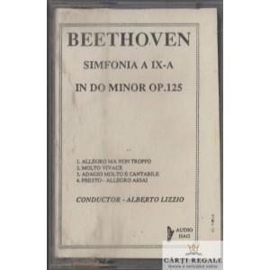 CASETA AUDIO - BEETHOVEN SIMFONIA A IX A IN DO MINOR OP 125