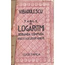 TABLE DE LOGARITMI. DOBANDA COMPUSA de V. I. BADULESCU