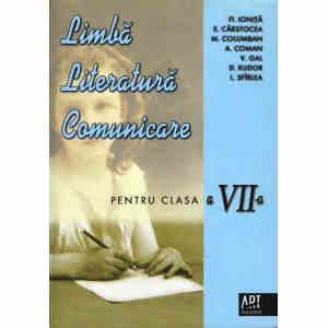 LIMBA, LITERATURA COMUNICARE PENTRU CLASA A VII A