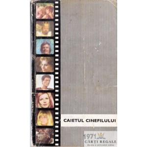 CAIETUL CINEFILULUI 1971