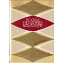 ISTORIA FILOZOFIEI ROMANESTI de NICOLAE GOGONEATA 2 VOLUME