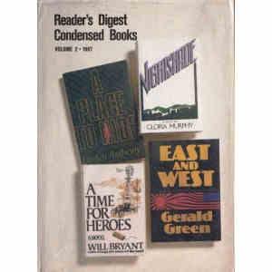 READER'S DIGERST CONDENSED BOOKS VOL. 2/1987