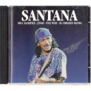 SANTANA - SOUL SACRIFICE, JINGO, EVIL WAYS, EL CORAZON MANDA CD AUDIO