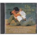 THE GREATEST LOVE CD AUDIO