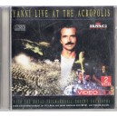 YANNI LIVE AT THE ACROPOLIS 2 VIDEO CD-URI