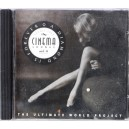 A DIAMOND IS FOREVER - CINEMA LOUNGE 2 CD-URI AUDIO