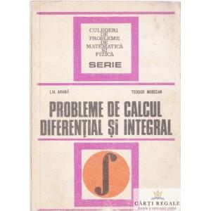 PROBLEME DE CALCUL DIFERENTIAL SI INTEGRAL de LIA ARAMA