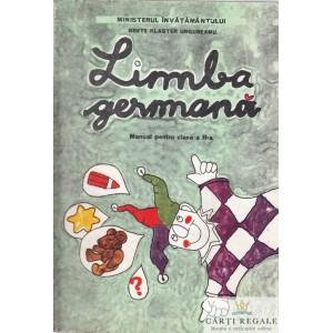 LIMBA GERMANA. MANUAL PT CLASA A II A de EDITH ACHIM ED. DIDACTICA