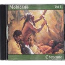 CHEYENNE MEDITATION -  THE LAST OF THE MOHICANS VOL I CD AUDIO