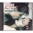 MORE THAN I CAN SAY CD AUDIO