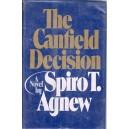 THE CANFIELD DECISION de SPIRO T. AGNEW