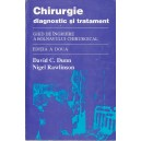 CHIRURGIE. DIAGNOSTIC SI TRATAMENT de DAVID C. DUNN