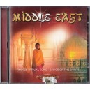MIDDLE EAST CD AUDIO