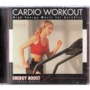 CARDIO WORKOUT. HIGHT ENERGY. MUSIC FOR AEROBICS CD AUDIO