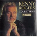 KENNY ROGERS COLLECTION 25 SONGS CD AUDIO