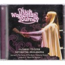RICK WAKEMAN JOURNEY CD AUDIO