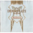 MADONNA - THE IMMACULATE COLLECTION CD AUDIO