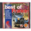 BEST OF FRANCE CD AUDIO